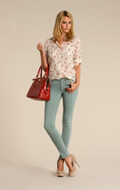 Trend, Pastell